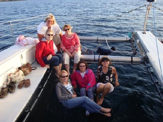 Nauti-Cat Cruises: Girls Night Getaway