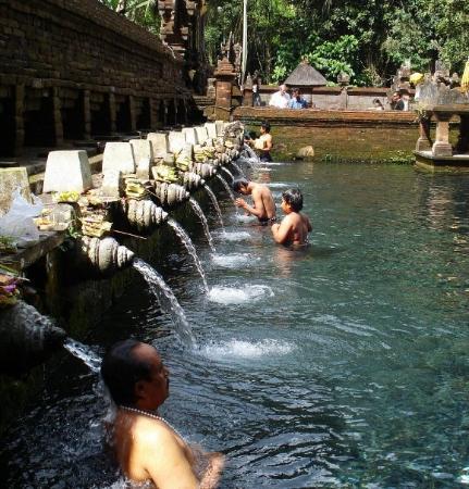 Tirta Empul, Ubud, Bali