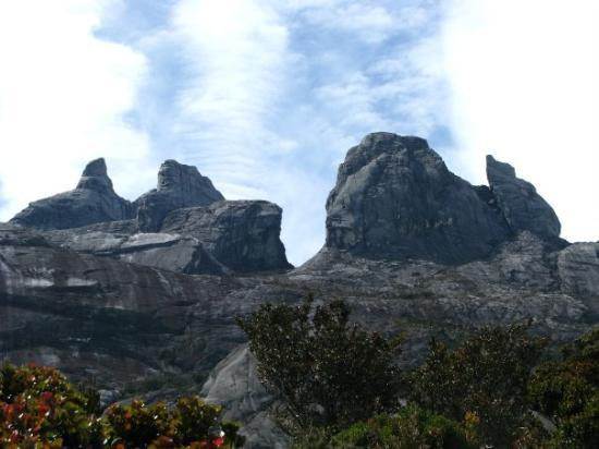 Kota Kinabalu, Malaysia: Mt. Kinabalu, Sabah, Borneo