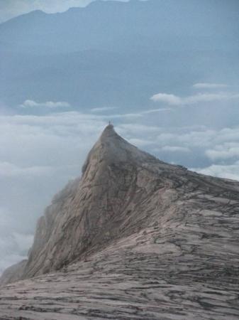 Kota Kinabalu, Malaysia: South Peak Mt. Kinabalu, Sabah, Borneo