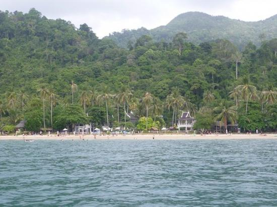 Koh Chang, Thailand: Unser Hotel