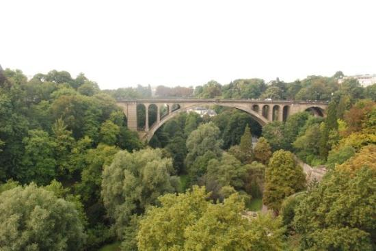 Luxembourg by, Luxembourg: DAY 6 @ LUXEMBOURG!!!!! The Green City of Europe!