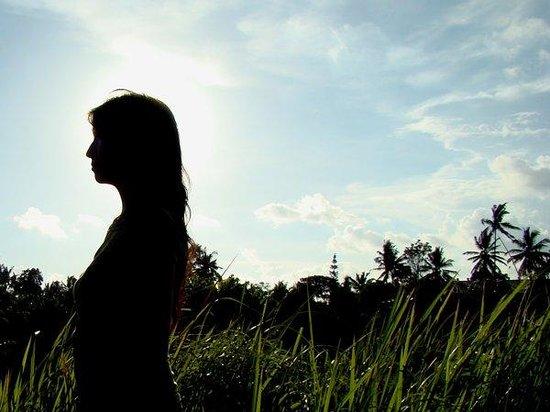 Tegalalang Rice Terrace: No looking back.