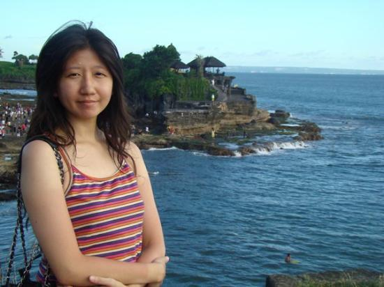 """Tanah Lot Temple: The temple is home of a pilgrimage temple. Tanah Lot means """"Land in Sea"""" in Balinese language be"""