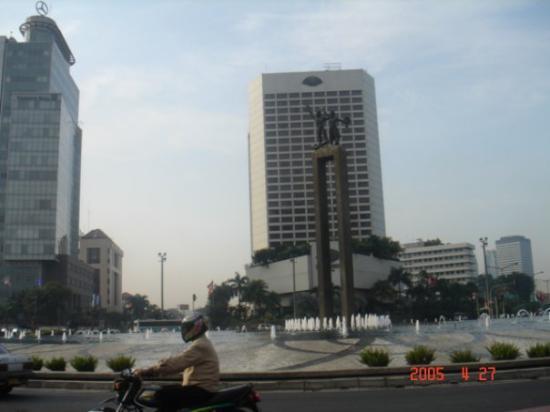 Bunderan HI, Jakarta