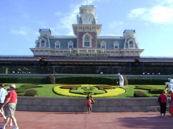 Walt Disney World Resort: Unas amigas peruanas ke conoci