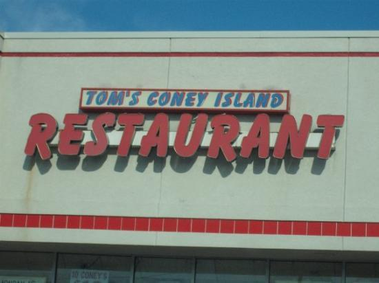 "Apparently ""the coney"" is a Detroit thing...."