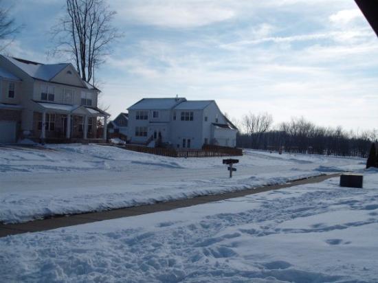 Detroit, MI: Michigan Winter