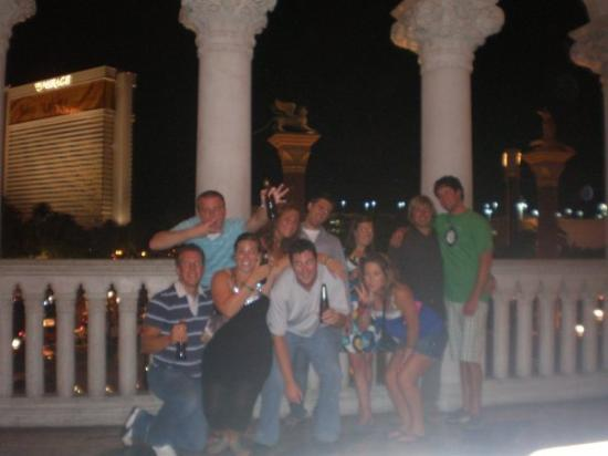 The Venetian Las Vegas: just being random in the venecian