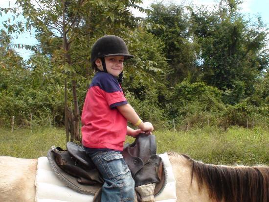 Sol Rio de Luna y Mares: horseriding