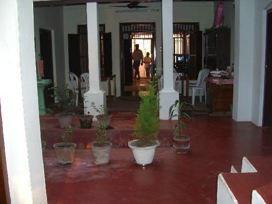 Snehadhara Homestay: Inside their home