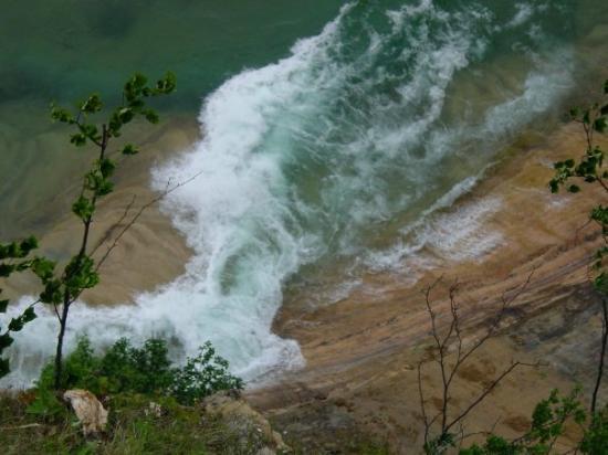 Pictured Rocks National Lakeshore: Lake Superior