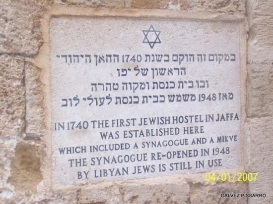 Bilde fra Tel Aviv