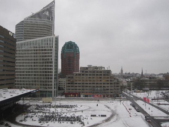 Babylon Hotel Den Haag: daytime view