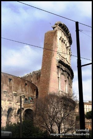 Colosseum: Colosseo (18.2.2010)  ROME