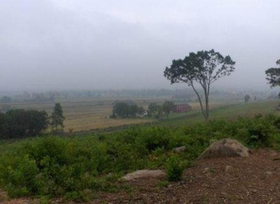 Gettysburg, PA: A View From the Battlefield