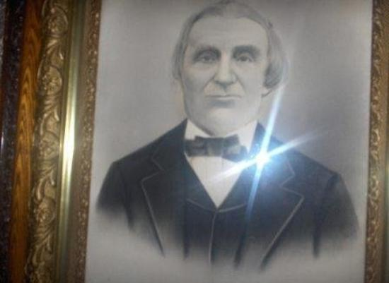 Jennie Wade House: Jennie's Dad