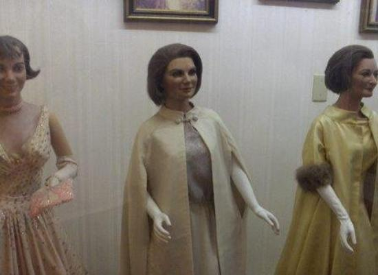 Hall of Presidents & First Ladies: Jackie Kennedy at the Hall of Presidents
