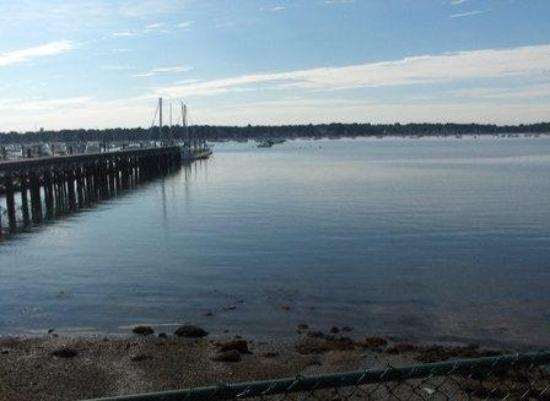 Salem, MA: The Ocean