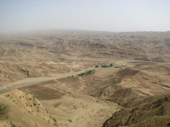 Erbil, Irak: Kurdistan landscape