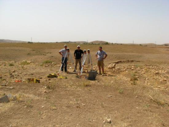 Erbil, Irak: GPS Network