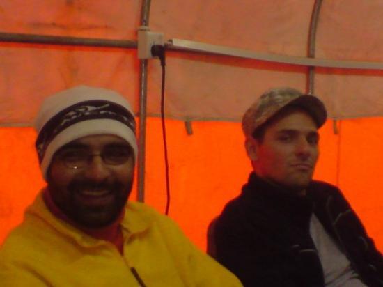 Erbil, Irak: Christmas party