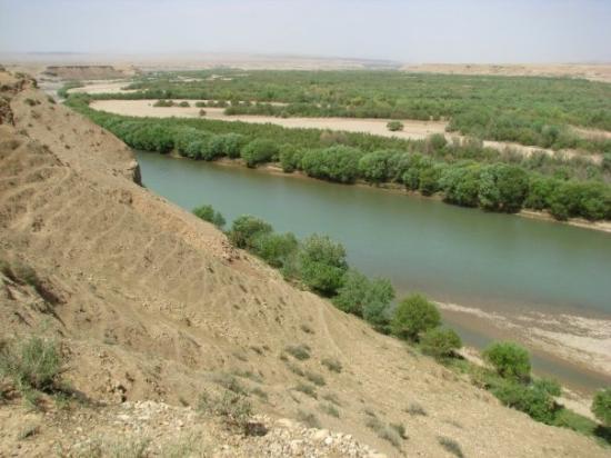 Erbil, Irak: Dyala River
