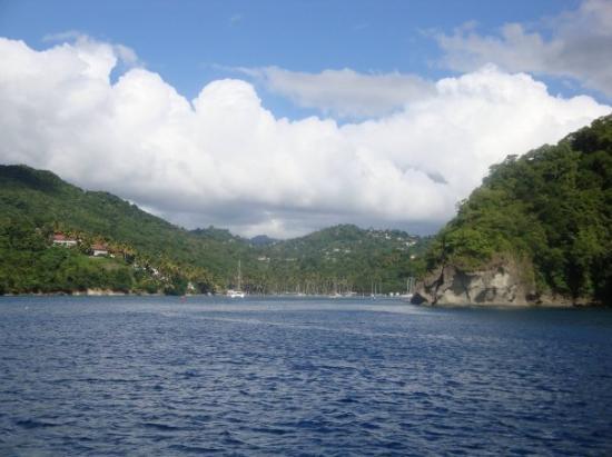 St. Lucia: Marigot Bay, St Lucia