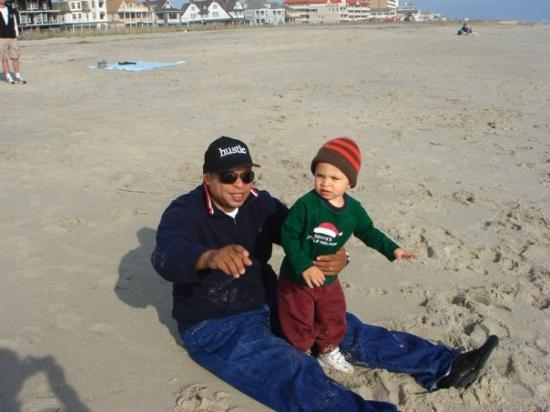 Michael & Alexander in Cape May