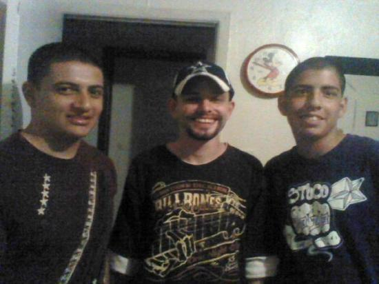 El Paso, TX: My nephew Jhonny my son and Nephew Hector
