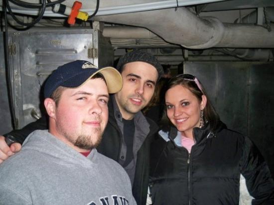 Wilmington, NC: Alex, Tango, and me!