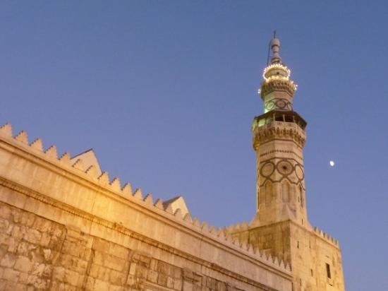 Damaskus, Syria: Umayyad mosque
