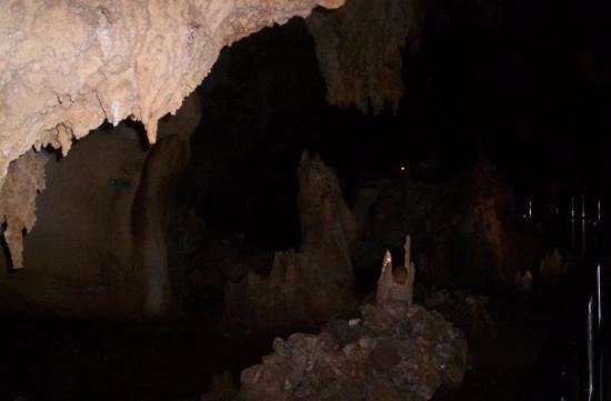 Malang, Indonesia: stalaktit n stalakmit
