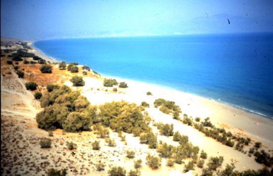 Kreta, Hellas: Southern Crete, Greek island