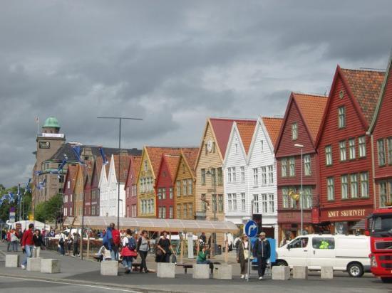 Bryggen: Bergen