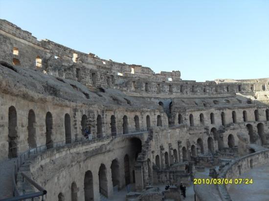 Bilde fra El-Jem