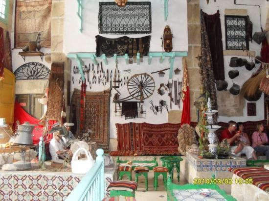 Medina of Sousse: now she's not