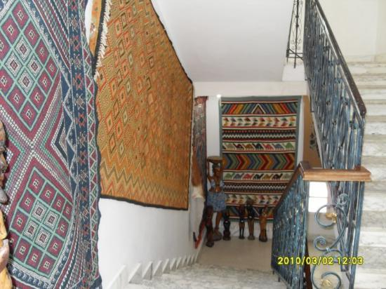 Medina of Sousse: Handmade carpets