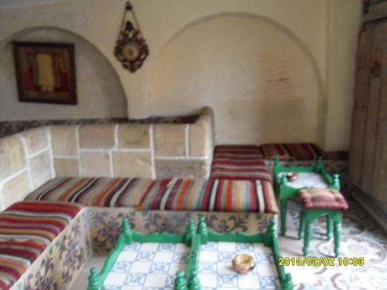 Medina of Sousse: Coffee lounge in the Medina