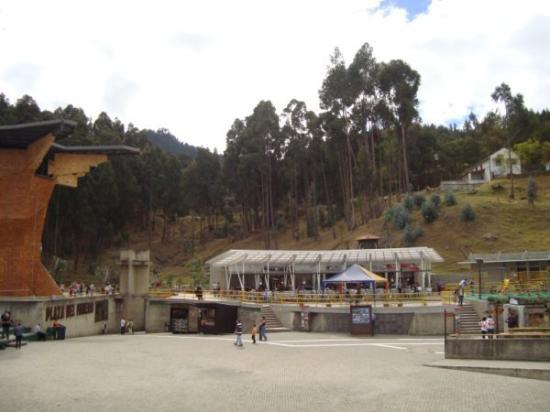 Bilde fra Zipaquira