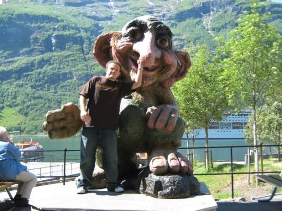 Flåm, Norge: NORWAY!!!!