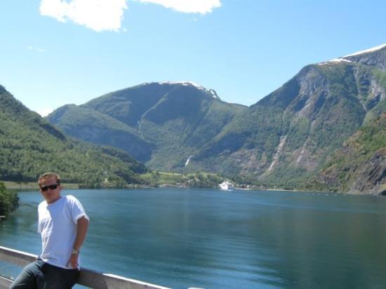 Flåm, Norge: NORUEGA....CK 2008...YYEEE