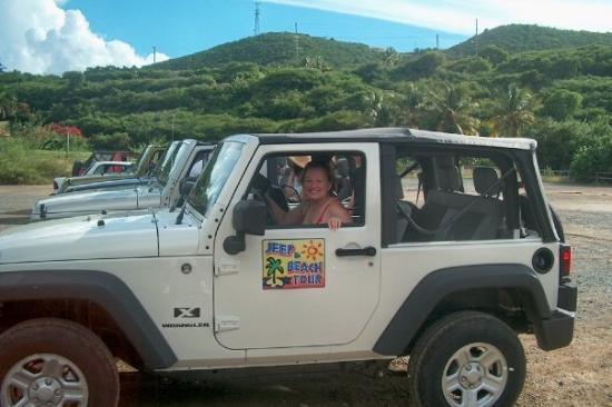 Barbados Blue: Jungle Tour in Virgin Islands