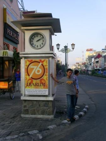 Bilde fra Yogyakarta