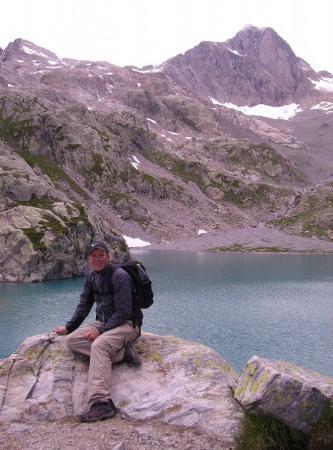 Bilde fra Chamonix