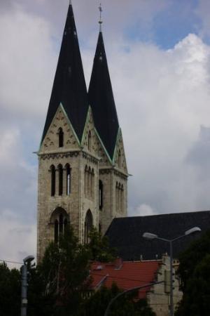 Halberstadt, Tyskland: Martinikirche