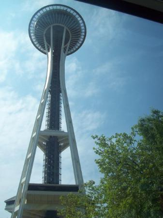 Space Needle: Seattle SpaceNeedle!