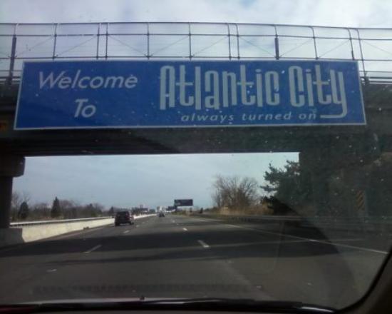 Atlantic City, NJ: Welocme to AC!