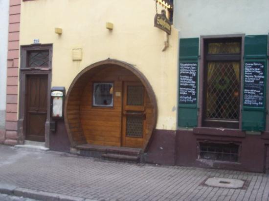 Heidelberg, Tyskland: Where's Bilbo Baggins?