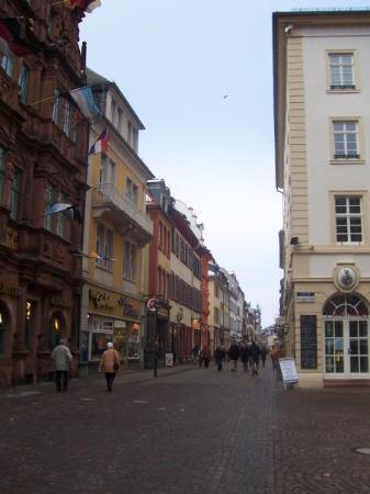 Heidelberg, Baden-Wurttemberg, Germany